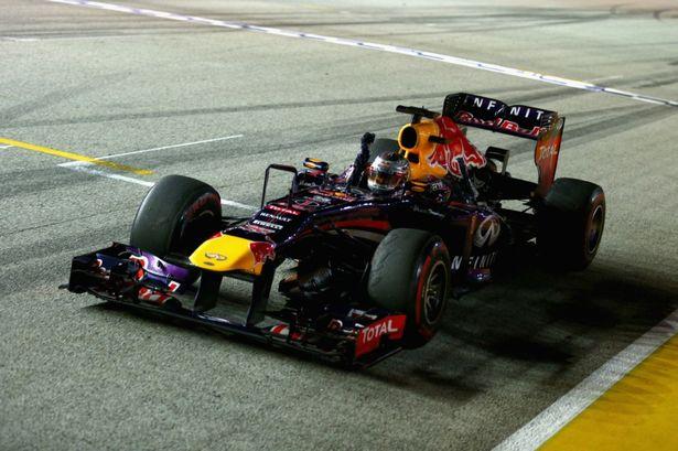 Photo of Vettel, 4'üncü şampiyonluğa yakın