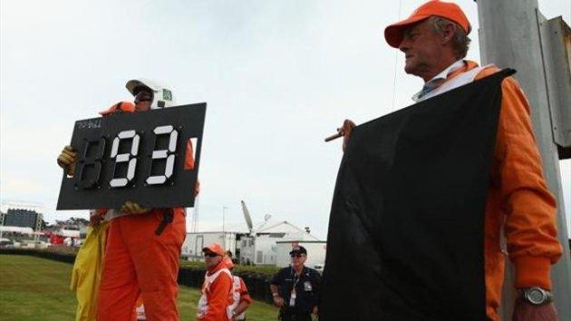 "Photo of Marquez: ""Siyah bayrağı görünce anlam veremedim"""
