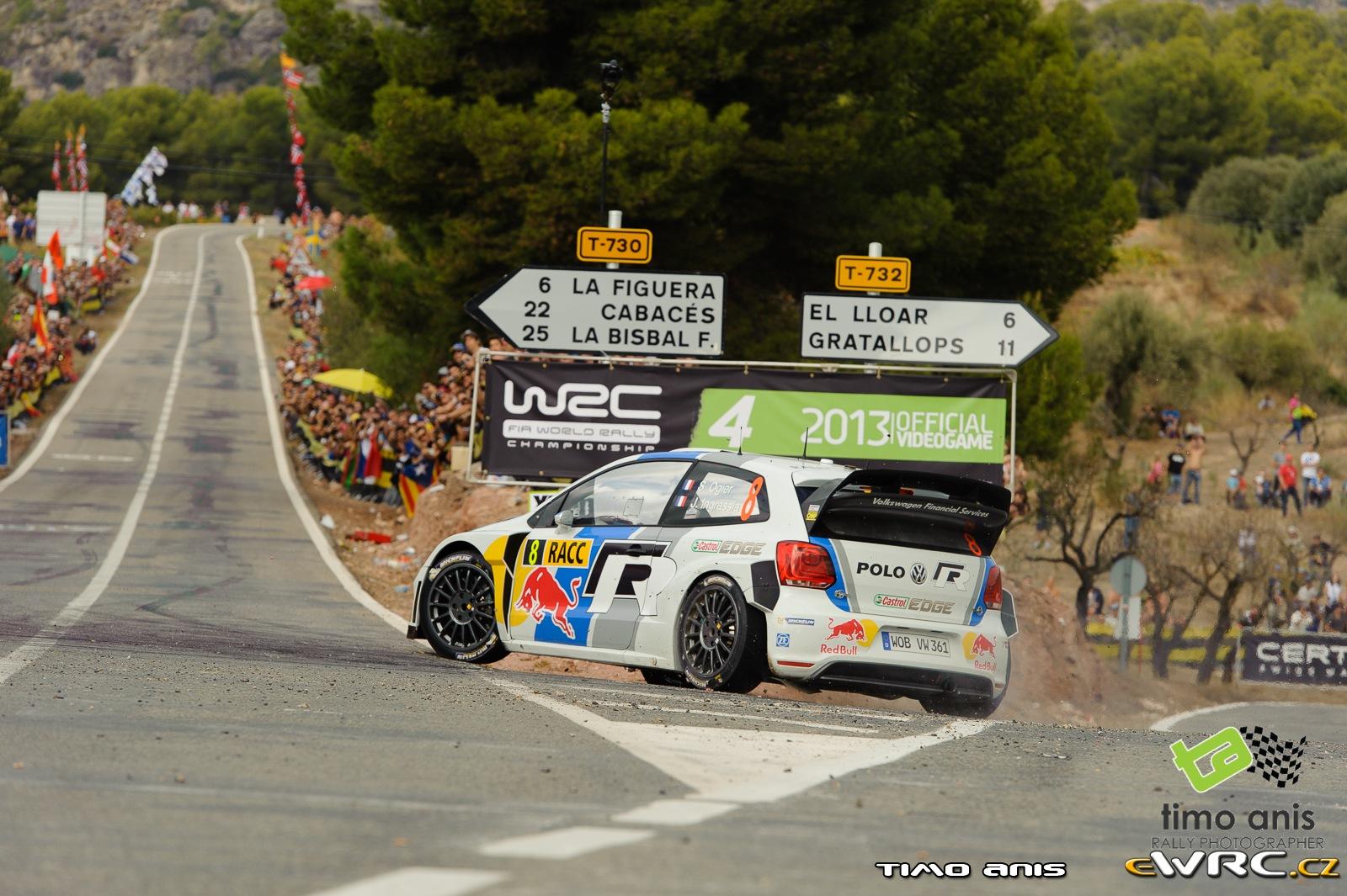 Photo of WRC İspanya Rallisi Fotoğraf Albümü