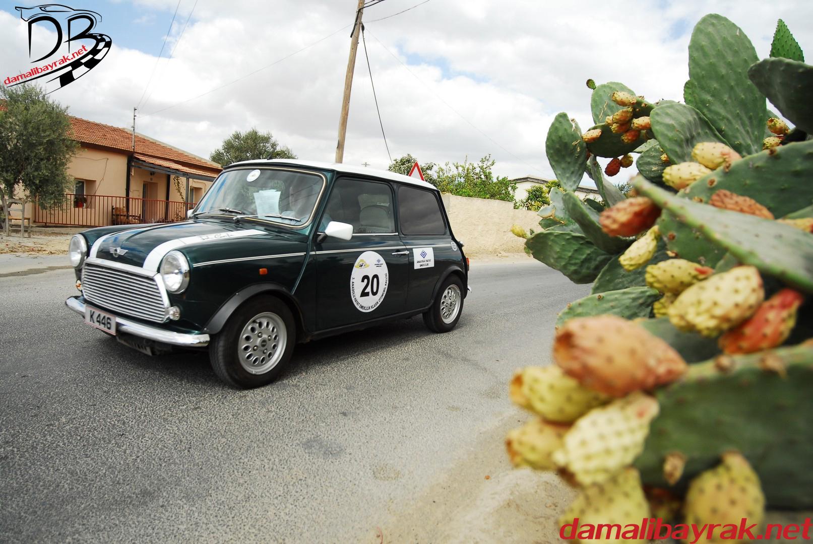 Photo of Anadolu Hayat Emeklilik Klasik Otomobil Rallisi Fotoğrafları – 6 Ekim 2013 – Uğur Kaptanoğlu