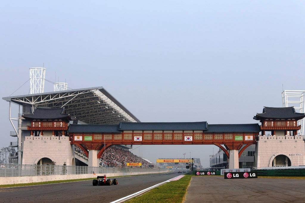Photo of Formula 1 Kore Grand Prix'i kısa bilgiler
