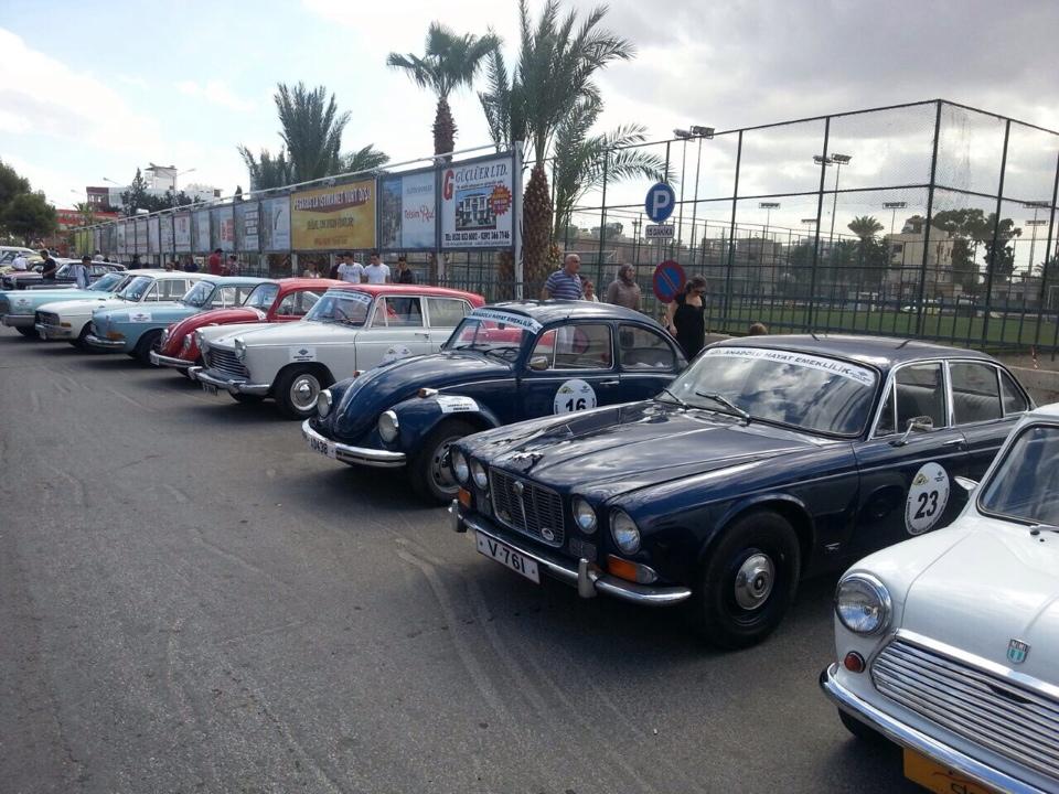 Photo of Anadolu Hayat Emeklilik Klasik Otomobil Rallisi tamamlandı