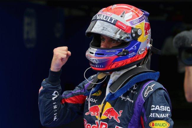 Photo of Vettel Şampi…