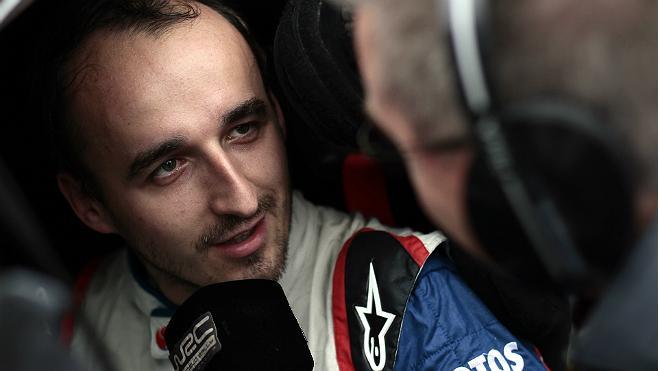 Photo of Kubica WRC'yi Kaptı