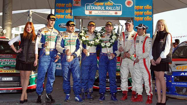 Photo of 2013 Türkiye Ralli Şampiyonu Yağız Avcı