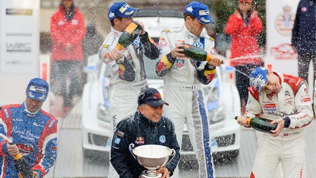 Photo of WRC 2014 Monte Carlo Fotoğrafları