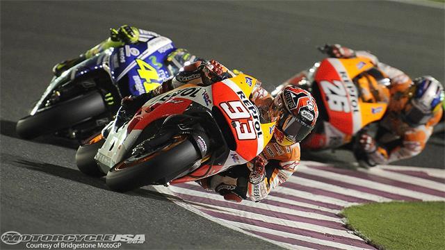 Photo of MotoGP 2014 Katar Grand Prix'i Fotoğraf Albümü