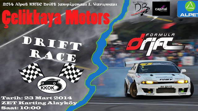 Photo of Çelikkaya Motors Drift Yarışı Kayıtları Açılıyor