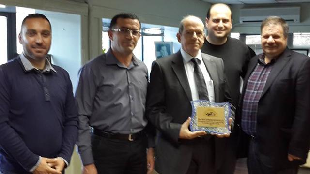Photo of KTKOD Kıbrıs Medya Grubu'nu Ziyaret Etti