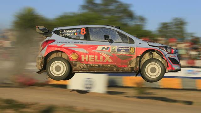 Photo of WRC 2014 Meksika Rallisi Fotoğraf Albümü