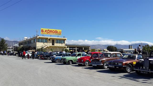 Photo of S.Köroğlu Klasik Otomobil Rallisi – Fotoğraf Albümü