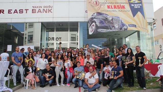 Photo of YDÜ 25.Yıl Klasik Otomobil Rallisi – Fotoğraf Albümü