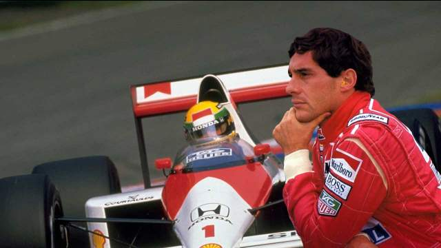 Photo of Osman Pozan: Ayrton Senna Da Silva