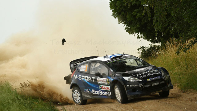 Photo of WRC 2014 Polonya Rallisi – Fotoğraf Albümü