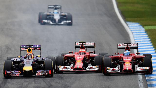 Photo of Formula 1 Almanya Grand Prix'i – Fotoğraf Albümü