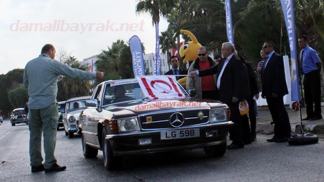 Photo of 4.Uluslararası Cumhuriyet Klasik Otomobil Rallisi-Fotoğraf Albümü 1