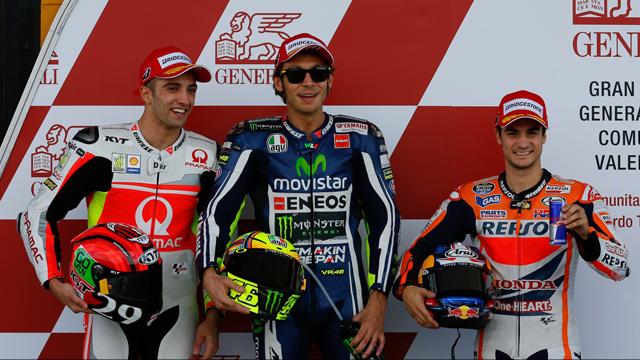 Photo of Le Mans 2010'dan Sonra Rossi ilk kez Pol'de