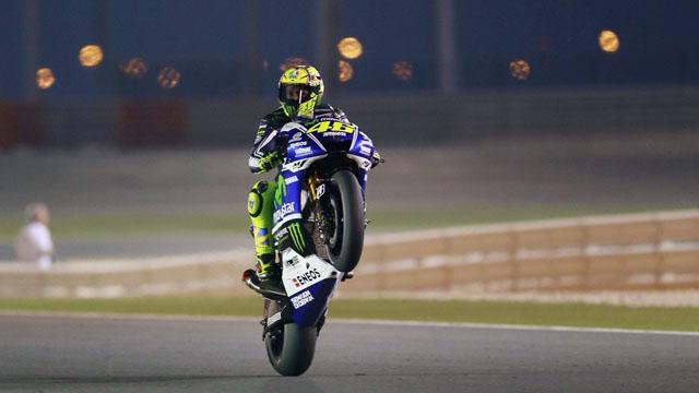 "Photo of Rossi: ""Kariyerimin Zirvesindeyim"""