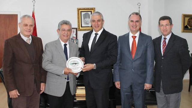Photo of KKKSOK Taçoy'u ziyaret etti