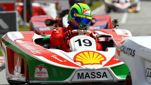 "Photo of Osman Pozan: ""Massa'dan Karting'e destek"""