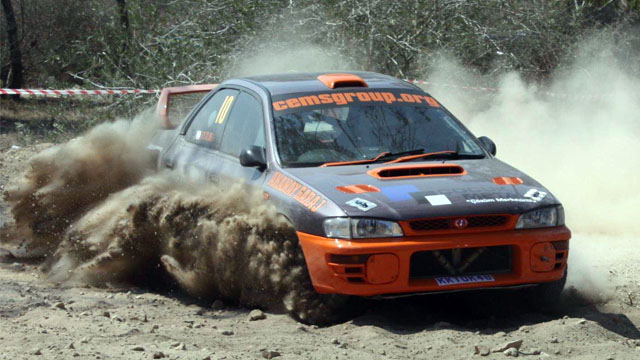Photo of Subaru Impreza gc8 STI