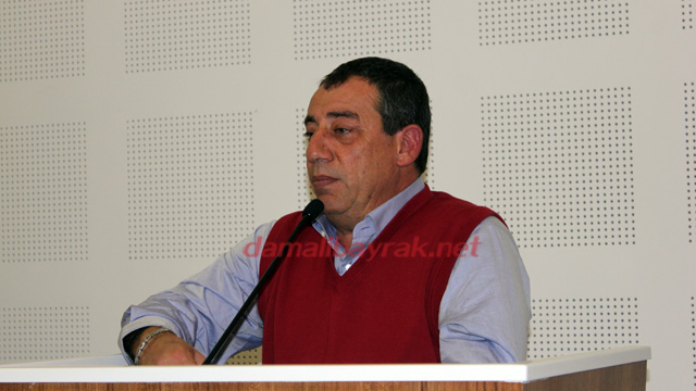 """Photo of Hasan Macila: """"Çıtayı Yükselteceğiz"""""""