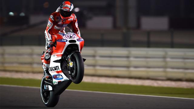 Photo of MotoGP Katar'da Dovizioso Ducati ile Pol'de