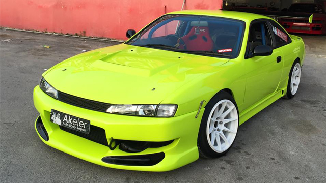 Photo of Nissan Silvia