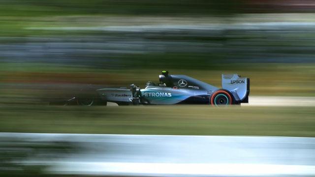 Photo of Rosberg Bu Sezon İlk Polünü İspanya'da Aldı