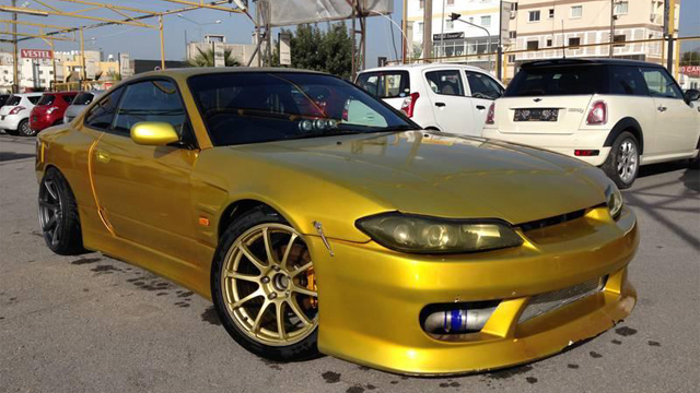 Photo of Nissan Silvia S15
