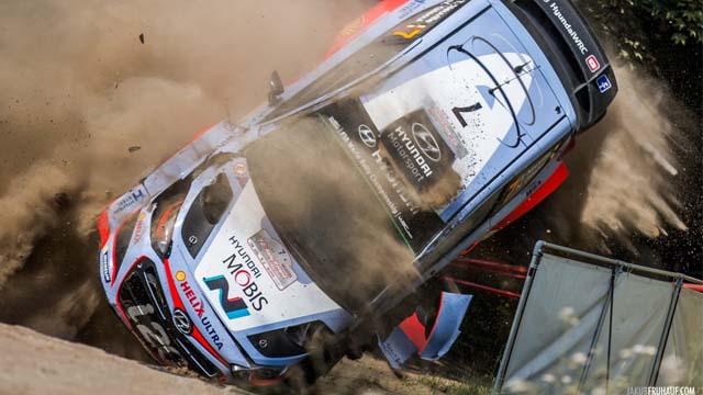 Photo of WRC Polonya Rallisi – Fotoğraf Albümü