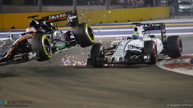 Photo of Formula 1 Singapur GP – Fotoğraf Albümü