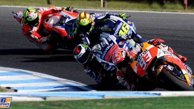 Photo of Avustralya'da Marquez Kazandı, Lorenzo Farkı Azalttı