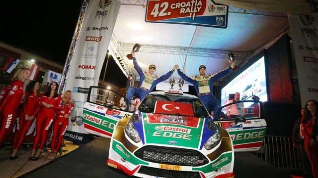 Photo of Bostancı Avrupa Ralli Kupası Şampiyonu