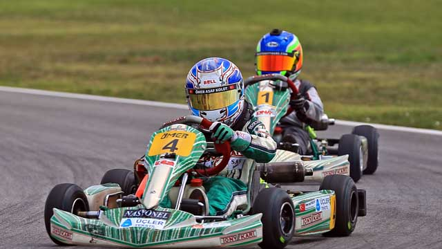 Photo of Karting'de Sezon Finali Körfez'de