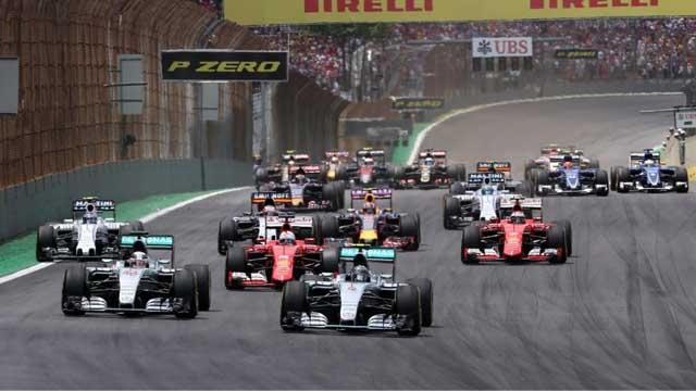 Photo of Brezilya'da Rosberg Kazandı, Mercedes Duble Yaptı