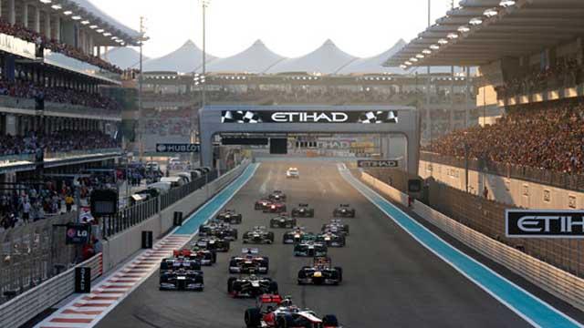 Photo of Formula 1'de Sezon Abu Dhabi'de Tamamlanıyor