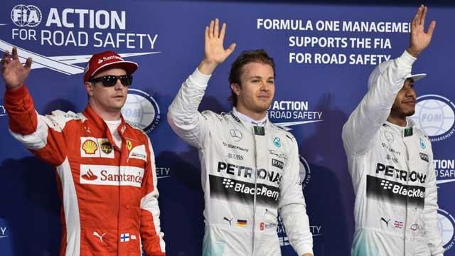 Photo of Rosberg'den Üst Üste 6'ncı Pole