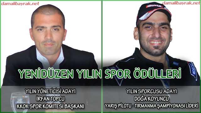 Photo of Yılın Spor Ödüllerine Motorsporları'ndan İki Aday