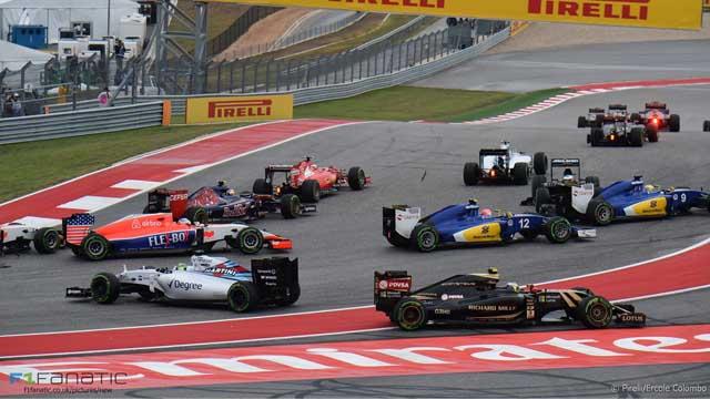 Photo of F1 Amerika GP 2015 – Fotoğraf Albümü