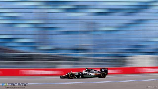Photo of F1 Rusya GP 2015 – Fotoğraf Albümü