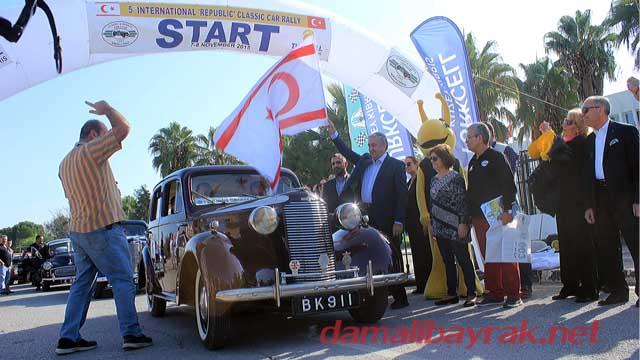 Photo of Cumhuriyet Klasik Otomobil Rallisi-Fotoğraf Albümü-1