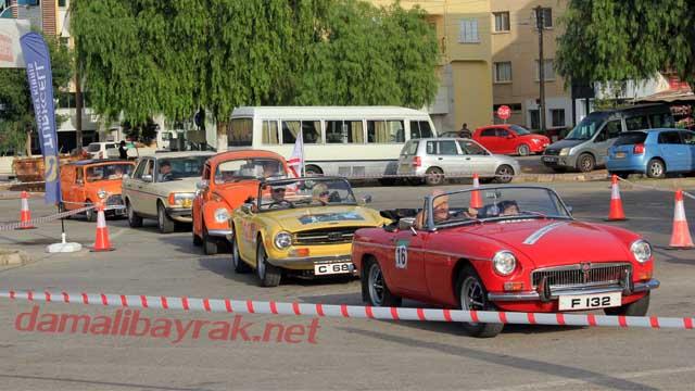 Photo of Cumhuriyet Klasik Otomobil Rallisi Slalom-Fotoğraf Albümü