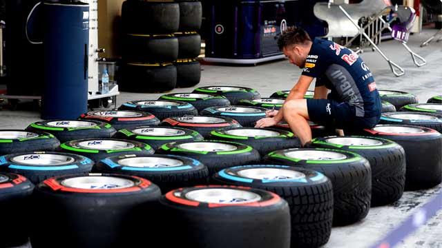 Photo of Pirelli'den Rakamlarla 2015 F1 Sezonu