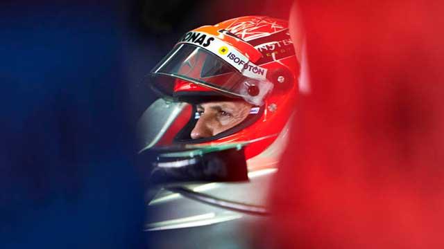 Photo of Schumacher Yürümeye Başladı İddiası Yalanlandı