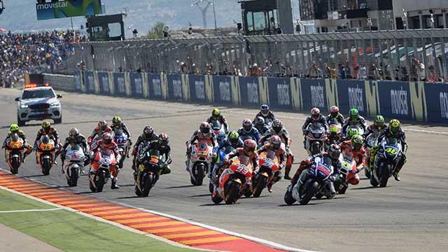 Photo of MotoGP Aragon GP – Fotoğraf Albümü