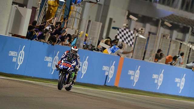 Photo of Katar Gece Yarışı Lorenzo'nun