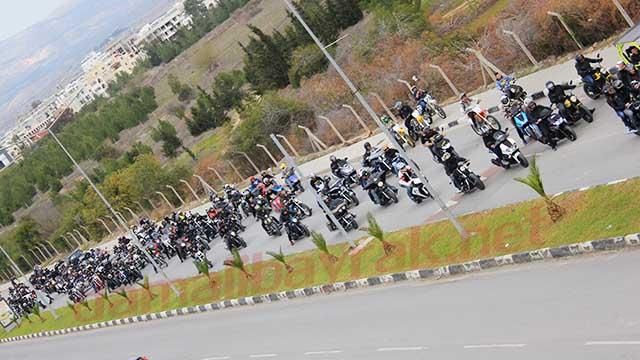 Photo of Yüzlerce Motosikletçi Yollardaydı