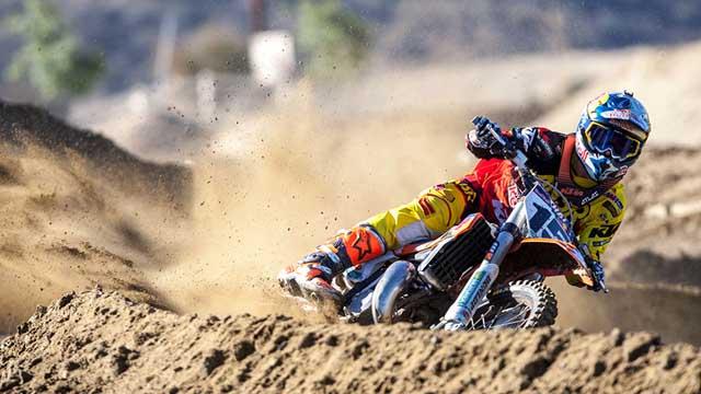 Photo of Sezonun İlk Motocross Yarışı Yapılıyor