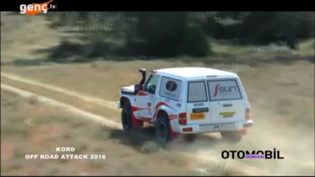 Photo of Otomobil Dünyası-Cyprus Off Road Attack 2016